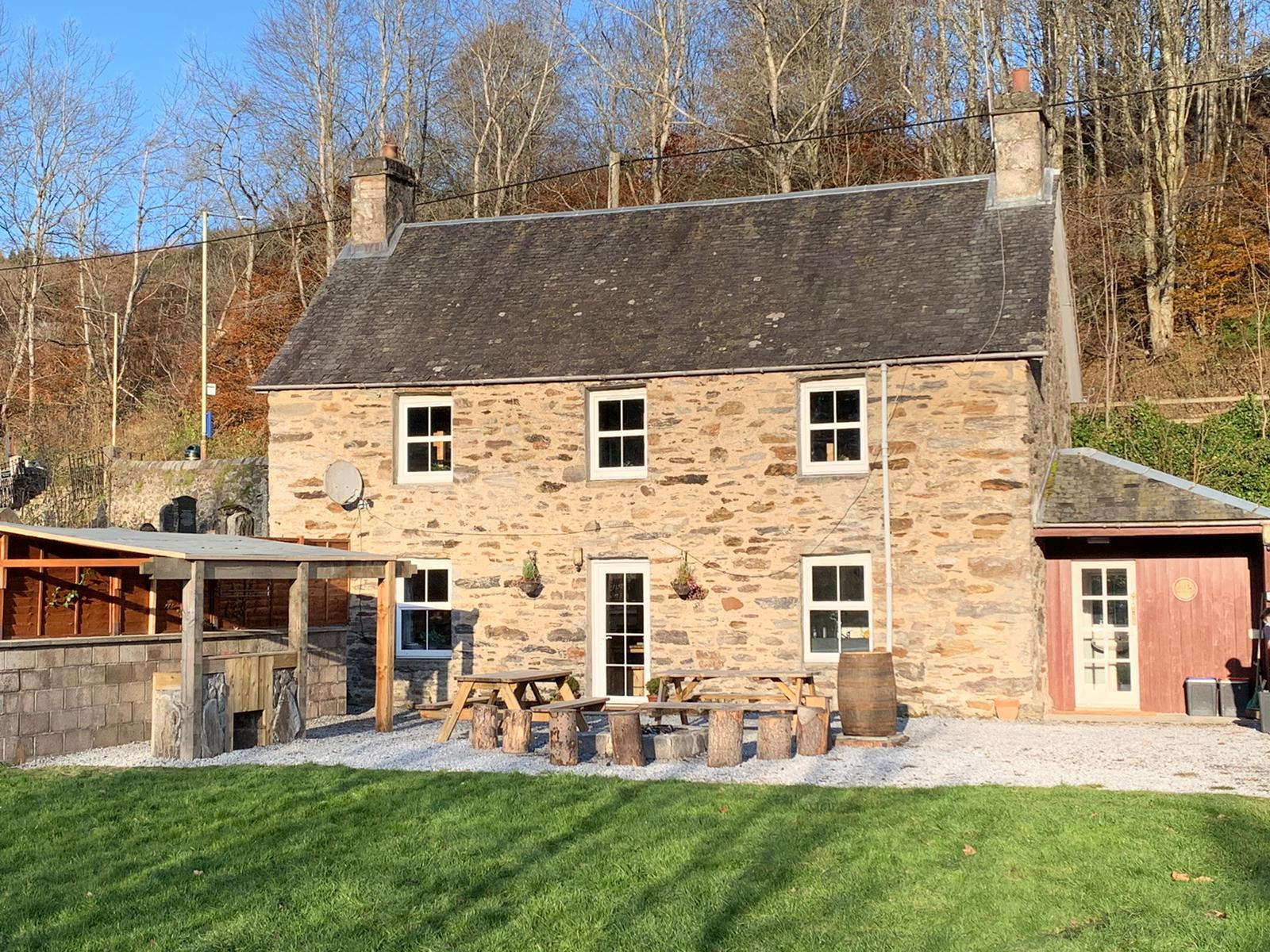 Bunkhouse Scotland